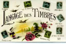 LE LANGAGE DES TIMBRES - - Fantaisies