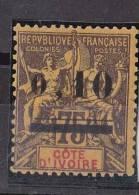 Côte D'Ivoire N° 19* Neuf Avec Charniere - Côte-d'Ivoire (1892-1944)