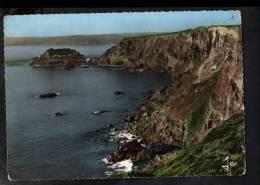 H178 Roscanvel ( Finistere ) L' Illot Et Le Fort Des Capucins; L'un Des Nombreaux Vestiges De La Defense De Brest - France
