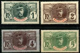 Mauritanie (1906) N 5 * (charniere)