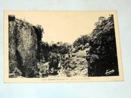 Carte Postale Ancienne : JAUJAC : La Turbine - France