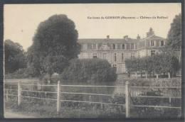 53 - Environs De GORRON - Château Du Bailleul - Bazar De Gorron, éditeur - Gorron