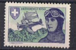 FP 321 - FELDPOST Flieger / Aviation FLIEGER KP 12 Neuf - Vignettes