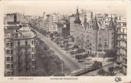 BARCELONA - Avenir Del Generalfsimo - Barcelona