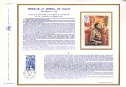 1971    HOMMAGE AU GENERAL DE GAULLE - Other