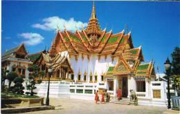 1727. Postal Grand Palace  BANGKOK (Tahilandia). Audience Hall - Tailandia