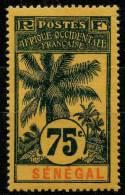 Senegal (1906) N 43 * (charniere)