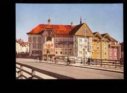 BAD TÖLZ Toelz : An Der Isarbrücke Brücke - Bad Toelz