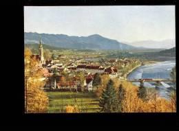 BAD TÖLZ Toelz An Der Isar : Blick Beim Stadt Vom Kalvarienberg - Bad Toelz