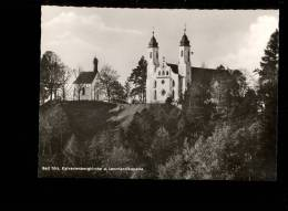 BAD TÖLZ Toelz An Der Isar : Kalvarienberg  KalvarienbergKirche Kirche Und Leonhardtkapelle - Bad Toelz