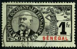 Sénégal (1906) N 44 (o)