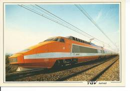 TRAIN TGV SUD-EST - Eisenbahnen