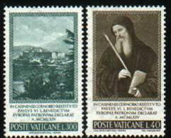 1965 - Vaticano 414/45 San Benedetto - Celebrità