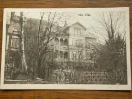 VILLA ERIKA ( Te Indentificeren / Identity ) Anno 19?? ( Zie/voir Foto Voor Details ) !! - Cartes Postales