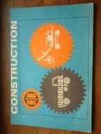 CONSTRUCTION Metalbaukästen V/4/59 - Ag 47/78/71 ( 56 Pag. / Zie Foto´s Voor Details ) !! - Jouets Anciens