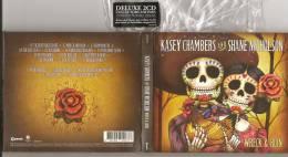 Kasey Chambers & Shane Nicholson - Wreck & Ruin - DELUXE 2 CD Ausgabe - Original  CD - Wie Neu - Country & Folk