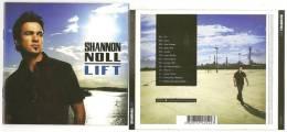 Shannon Noll - LIFT - Original  CD - Country & Folk