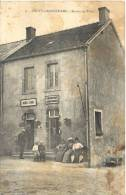 CARTE  POSTALE    NEUVY GRANDCHAMP   LE BUREAU DE TABAC.... - Francia