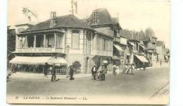 44* LA BAULE Le Bd Hennecart - La Baule-Escoublac