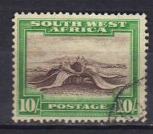 R673 - SOUTH WEST AFRICA , 10 Sh N. 112  Usato - Africa Del Sud-Ovest (1923-1990)