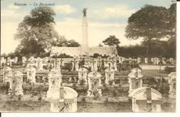 RABOZEE  ( WANDRE  LIEGE  )  LE MONUMENT  CIMETIERE MILITAIRE - Guerra 1914-18