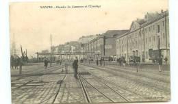 44* NANTES   Chambre De Commerce Et L'hermitage - Nantes