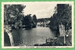 72 LA FRESNAY-sur-SARTHE - Bords De Sarthe. Le Bourg Neuf - France
