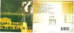 Gary Allan - TOUGH ALL OVER - Original  CD - Country & Folk