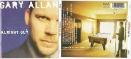 Gary Allan - ALRIGHT GUY - Original  CD - Country & Folk