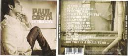 Paul Costa - IN THIS LIFE - Original  CD - Country & Folk