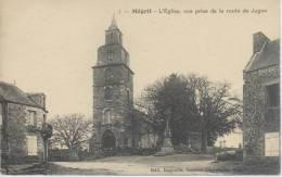 Mégrit Près Saint Brieuc - France