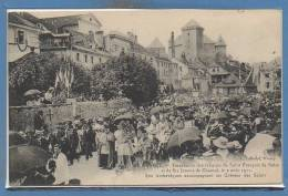 74 - ANNECY -- 2 Aout 1911 - Souvenir Des Fêtes De La Translation....Les Archevêques.... - Annecy