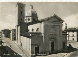 Querceta Lucca La Chiesa Di S. Maria Lauretana P. Used Querceta 1955 - Non Classés