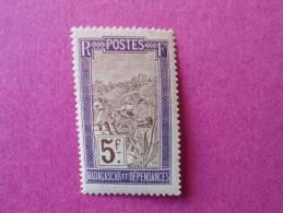 Madagascar Poste Neuf  N° 110 **  ( Lot 21 ) - Madagascar (1889-1960)