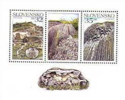 Slovakia 2006 - Geology And Prehistoric Shell, Fosil, S/S, MNH - Fossili
