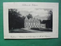 Environd De Valognes  -  Ruffosses  -  Château De L'Ermitage à M. De Lagorsse - France