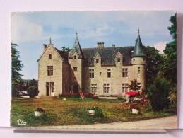 "(29) - LESCONIL - ""MANOIR DE KERLUT"" - HOTEL RESTAURANT BAR - 1971 - France"