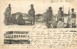 Djibouti - CPA  Ethnique - Côte Française Des Somalis -Précurseur  - 1901 - (voir 2 Scans) - Djibouti