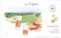 RECIPE CARD - LE COGNAC TONIC - Recipes (cooking)