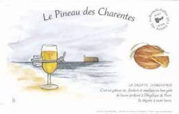 RECIPE CARD - LE PINEAU DES CHARENTES - Recipes (cooking)