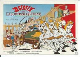 ASTERIX ET LA SURPRISE DE CESAR - Déssin: UDERZO - Illustrators & Photographers