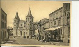 ROCHEFORT  3 Cartes L'Eglise, Place Colbert, Grotte La Galerie Du Timbre ...... - Ham
