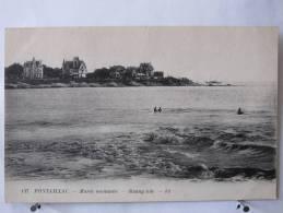 17 - Pontaillac - Marée Montante - Rising Tide - Neuve - Scan Recto-verso - France