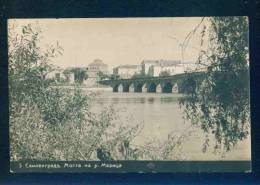 A2783 / Svilengrad Swilengrad - The Bridge Over The Maritsa River - Bulgaria Bulgarie Bulgarien Bulgarije - Bulgaria