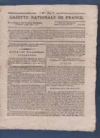 GAZETTE NATIONALE DE FRANCE 14 05 1797 - VIENNE - ITALIE VERONNE - BRUXELLES - BAYEUX - ARMEE RHIN & MOSELLE MOREAU - - Journaux Anciens - Avant 1800