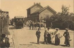 Ekeren : Statie En Paardentram ( TRAM  )   HOELEN - Belgique