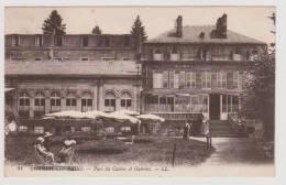 Luxeuil-les-Bains - Parc Du Casino Et Galeries - Luxeuil Les Bains