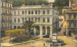 ALGER   Palais Du 19° Corps D´Armée Place Bugeaud   134 - Algerien