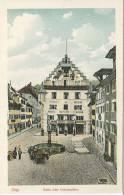 CPA Suisse - Zug - Kolin Oder Ochsenplatz - ZG Zoug