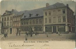Braine-le-compte :  L'hotel De Ville  (   état  -  Regarder 2 Scans ) - Braine-le-Comte